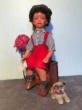 "Paradise Galleries Jesse Soul Kidz 21"" Doll w/accessories by Kelly RuBert"