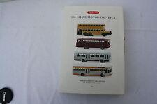 100 Jahre Motor-Omnibus Set  (Wiking/Rs/S 866