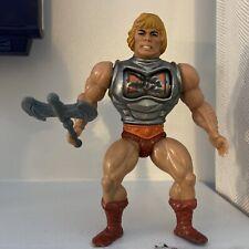 MOTU 1984 Battle Armor He-man figure Mattel Masters of the Universe