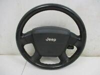 Steering 4 Spokes Leather Temomat Multifunction Jeep Compass (MK49) 2.4 4X4