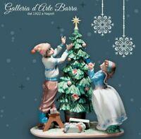 Lladró Porzellan Artistica.by Lladro. Figur Skulptur, L'Weihnachtsbaum