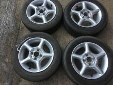Golf WolfRace Aluminium Wheels with Tyres