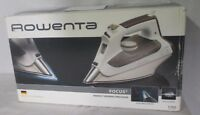 Rowenta DZ5990 Focus 1700-Watt Micro Steam Iron Stainless Steel Soleplate