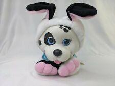 "Hasbro Pet Surprise Dalmatian Dog Plush 7"" 1993 8755 Stuffed Animal Toy"
