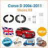 For Vauxhal Corsa D 1.0 1.2 1.3CDTi 1.4 2006-2011 Hand Brake Shoes & Fitting Kit