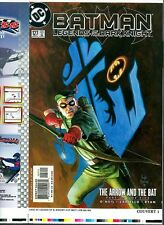 Batman COVER PROOF Legends of the Dark Knight 127 GREEN ARROW Hugh Fleming Art