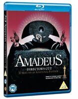 Amadeus - The Directors Cut [Blu-ray] [1984] [Region Free] [DVD][Region 2]