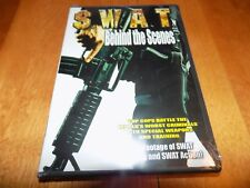 S.W.A.T. Uncensored Police Law Enforcement Real Footage SWAT Training DVD NEW