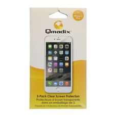 Qmadix Screen Guard Protector for the Apple iPhone 6s Plus 6 Plus - Clear