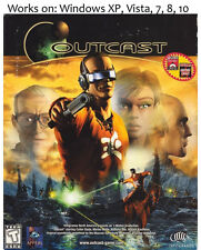 Outcast 1.1 PC Game