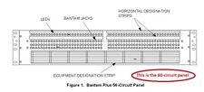 Lucent Bantam Plus DSX-1/1C Panel, DSX1-R1-60-R/4B23V/W, New In Box