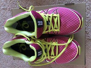 Pink Pearl iZUMi Neutral Womens Trainers Sz 5.5 UK/39EU Worn Once Running Shoes