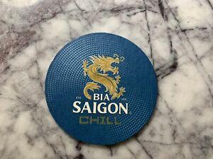 Vietnam Saigon  Beer  Mat coaster posavaso