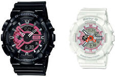Casio G-Shock Baby-G Romantic His-and-Hers Animal Themed Pair Watch SLV-19A-1A