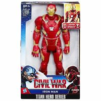 Marvel Avengers Age of Ultron Titan Hero Iron Man 12 Inch Ages 4+ Toy Play Gift