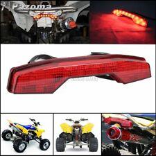 NEW DRC Universal ATV LED Tail Light 400EX 450 Z400 LTR 300EX 250 500 650 800