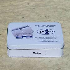 Premier Medium clipper blades