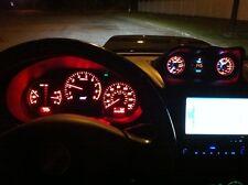 Red LED Dash Gauge Light Kit - Suit Lexus IS200 IS250