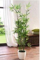 Kunstpflanze Bambus täuschend echt DAUER NIEDRIGPREIS
