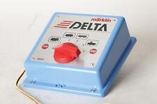 Märklin H0 Delta Unidad de Control 6604 Azul Claro con Caja Orig. (81436)