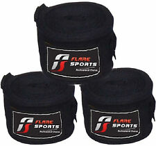 Flare Hand Wrist Wrap Mexican Stretch Weight Lifting Boxing Tape Strap 4.5m each