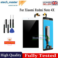 White LCD Display For Xiaomi Redmi Note 4X Touch Screen Assembly Replacement New
