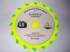 MODEL BOAT,SHIP PLANS rc STEAM ENGINE PLANS 2