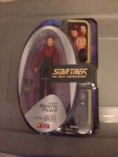 STAR TREK THE NEXT GENERATION PX PREVIEWS EXCLUSIVE BEVERLY PICARD ACTION FIGURE