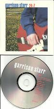 GARRISON STARR 24-7 w/RARE LIVE & ACOUSTIC & UNRELEASE 8 TRX PROMO DJ CD Limited