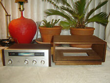 Pioneer SR-202 with Original Wood Case, Stereo Spring Reverb, Vintage 70s Unit