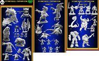 Reaper Miniatures - Bones 3 Kickstarter - Stoneskull Expansion - 35 Miniatures