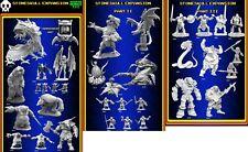 Reaper Miniatures 77957 Bones III Stoneskull Expansion Ages 14 Unisex