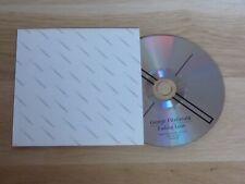 GEORGE FITZGERALD - FADING LOVE!!!!!!! PROMO  CD !!!!!!!!!!