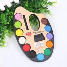 ♛ Shop8 : 12 Colors ARTIST PALETTE WATER COLOR Watercolor Gift Ideas 3s5o5