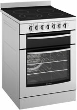 Westinghouse WFE647SA Electric Freestanding Oven