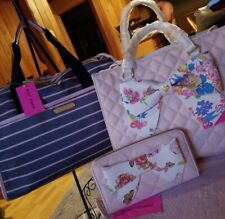Betsey Johnson Handbags/Weekender 3 Piece Set