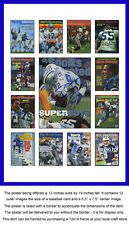 Dallas Cowboys Sports Illustrated Cover Collection Poster - America's Team