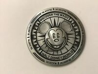 Walt Disney World Resort Survey Marker Mickey Mouse Challenge Coin