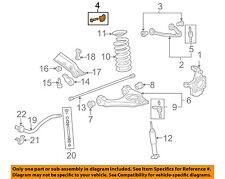 GM OEM Front Suspension-Alignment Cam 12472859