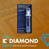 IC Diamond Thermal Compound (7 Carat Electronics Grade)