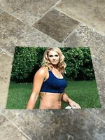 HEATHER MITTS WOMEN'S USA SOCCER SIGNED AUTOGRAPHED 8X10 PHOTO