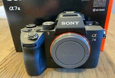 Sony a7 III 24.2 MP Mirrorless Camera - Black (Body Only) - Shutter Count = 711