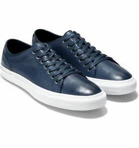 Cole Haan Men Pinch Weekender LX Sneakers Lace Handstained Casual Leather