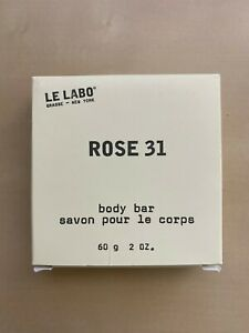 Le Labo Rose 31 Body Bar Soap (Fairmont) - 2 Oz