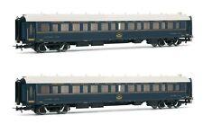More details for rivarossi hr4321 venice-simplon orient express sleeper coach set (2) v