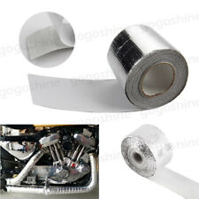 Titanium Exhaust Pipe Turbo Tape Manifold Header High Heat Wrap