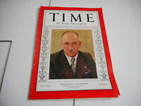 JUNE 27 1938 TIME vintage magazine CZECHOSLOVAKIA EDUARD BENES