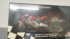 Honda RC211V. Marco Melandri MotoGP 2006  Minichamps 1/12