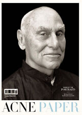 ACNE PAPER #14 Manhattan Portraits RICHARD SERRA Alana Zimmer JEFF KOONS @New@