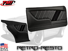 1968-1969 - Camaro - Molded Door & Quarter Panels [Full-Set] - Sport R